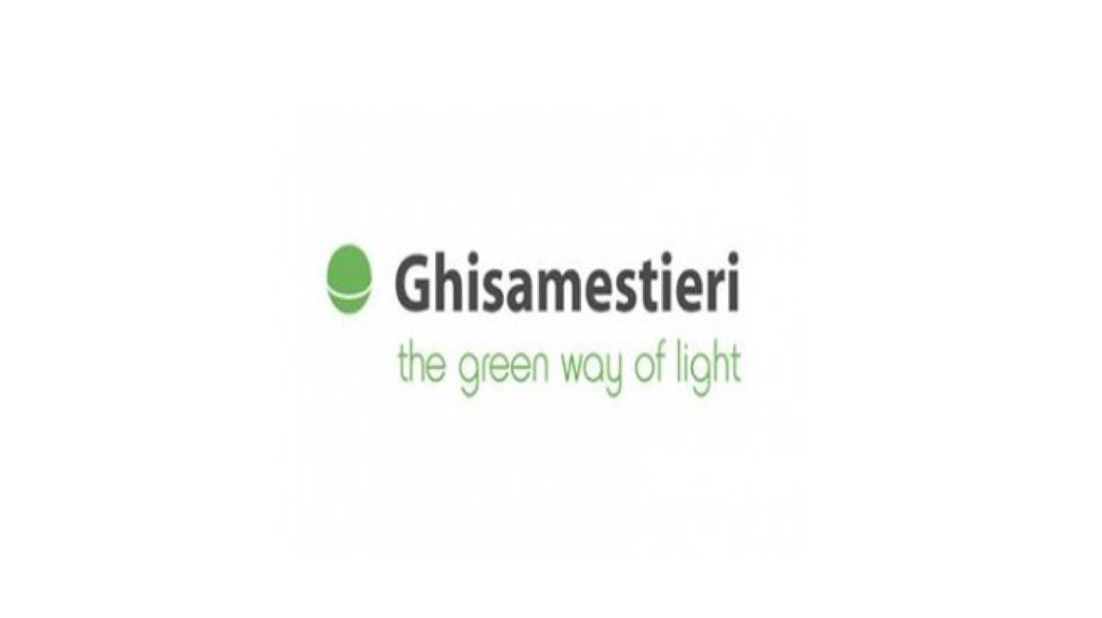 GHISAMESTIERI THE GREEN WAY OF LIGHT SRL