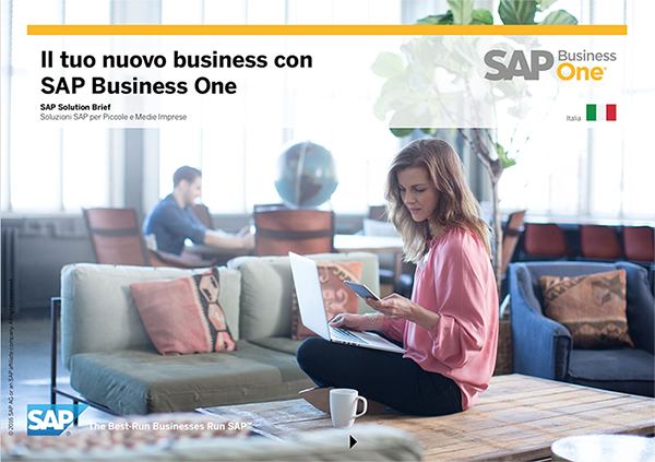 Software Sap Business One
